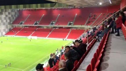 """UEFA e konfirmon """"Arena Kombëtare"""" gati për ndeshjen Shqipëri-Francë"""
