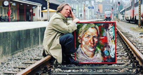 Arti në Shina, bashkëveprimi i artistit me publikun
