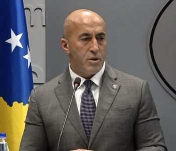 Haradinaj: Kthimi i të strehuarve për në Shqipëri do të bëhet në mënyrë të dinjitetshme