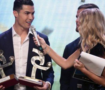 """U mposht nga Messi, ja fjalët e para të Ronaldos pasi humbi garën e """"Topit të Artë"""""""