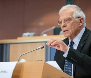 Kriza në Kosovës/ Josep Borrell viziton Prishtinën