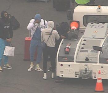 Lot dhe dhimbje, ish-shokët e ekipit nuk e mbajnë veten kur mësojnë për vdekjen e Kobe Bryant (Video)
