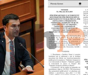 Një PPP pas shembjes së godinave në QS, çfarë fsheh projekti i Bashkisë Tiranë?