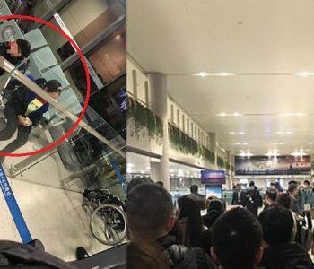 Çifti braktis fëmijët në aeroport, një prej tyre me virusin vdekjeprurës (Foto)