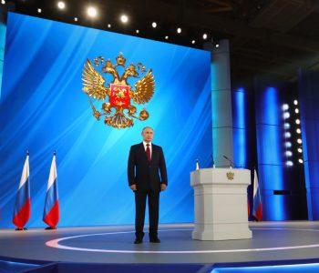 Loja e Vladimir Putin në Lindjen e Mesme