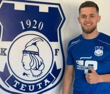 Zyrtare/ KF Teuta komunikon marrëveshjen me lojtarin më të ri të skuadrës