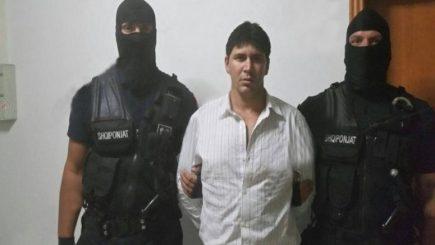 Tritol farmacisë të atit të Saimir Tahirit/ Vladimir Gjuta arrestohet sërish, arsyeja