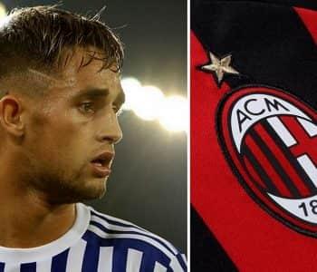 Adnan Jonuzaj në shënjestrën e Milanit, konfirmim nga agjenti Dirk de Vriese