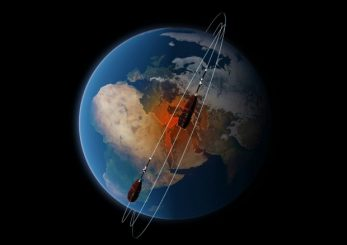 Në atmosferën e Tokës është i mundur gjurmimi i tërmeteve
