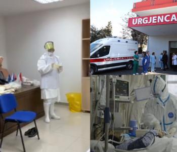 U kthye nga Kina me temperaturë! Gruaja nga Paskuqani rezulton me grip. Si po trajtohen mjekët në QKUM