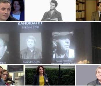 Ndahen çmimet kombëtare të Letërsisë, romani më i mirë nga Enkel Demi (lista)