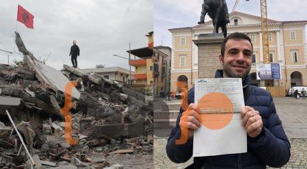Pasojat e tërmetit/ Shqiptari i Italisë grumbullon të ardhura nga aktiviteti sportiv (FOTO)