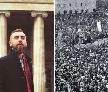 Lëvizja e re studentore, kërcënim serioz për krimin politik dhe politikën kriminale