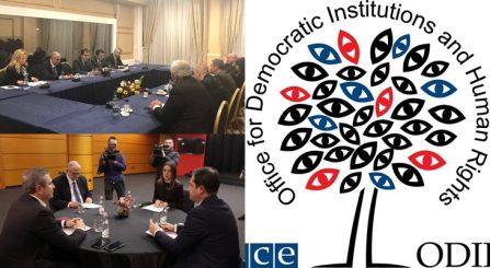ODIHR ultimatum politikës: Mos abuzoni me fondet në zgjedhje, do monitorojmë blerjen e votës