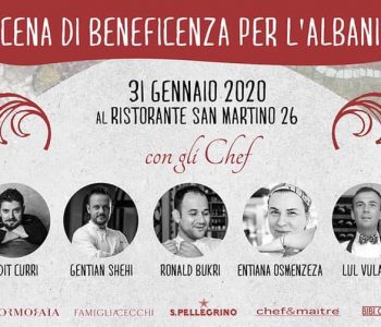 Darkë bamirësie në Itali për shqiptarët e prekur nga tërmeti i 26 nëntorit