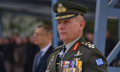 Në kulmin e tensioneve me Turqinë, Shefi i Ushtrisë greke: Të jemi gati për luftë