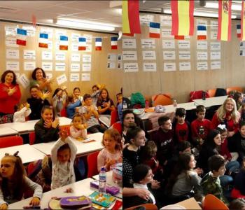 Lajm i mirë për shqiptarët, hapet klasa e gjuhës shqipe në Londër (Foto)