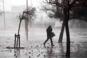 """Erëra të fuqishme dhe bubullima, stuhia """"Gloria"""" godet Francën dhe Spanjën"""