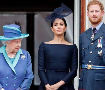 """Pas braktisjes së titujve mbretërorë, Mbretëresha Elizabet urdhëron Harry-in dhe Meghan: """"Duhet të jeni në Londër në 9 Mars """""""