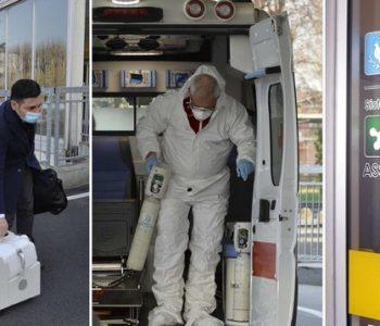 6 të infektuar me koronavirus në Itali, autoritetet vendase në alarm