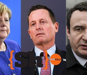 """Ekskluzive për """"Shekulli""""-n/ Gjermania kundër SHBA: Mbështesim vendimin e fundit të Kurtit"""