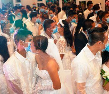 Të martohesh në kohën e Koronavisurit (Video)