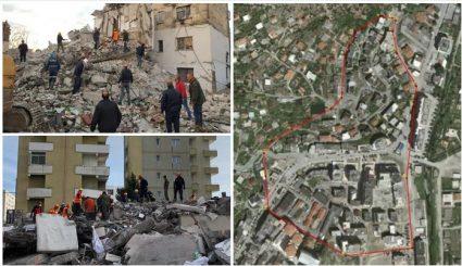Rindërtimi/ Shtatë zona të reja për të prekurit nga tërmeti (Hartat)
