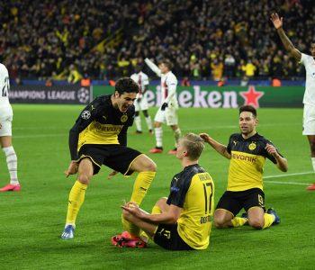Borusia Dortmund mund PSG-në, heroi është Haaland (Video)