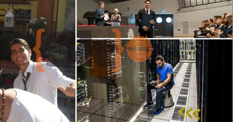 Elis Lulja, nga Shqipëria në Amerikë, sot pjesë e gjigantit botëror të teknologjisë
