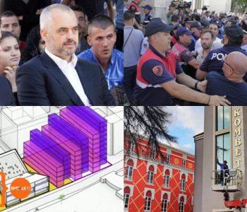 Zbythet qeveria dhe bashkia, Teatri Kombëtar është zyrtarisht i Artistëve