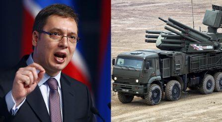 Rusët vazhdojnë të furnizojnë Serbinë me armë, me gjithë kërcënimet amerikane