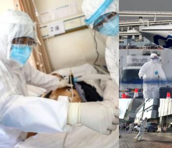 Koronavirusi vret dy nga pasagjerët e anijes në Japoni