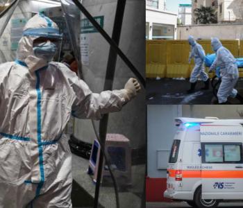 Shifra të frikshme, koronavirusi ka marrë jetën e 30 883 personave