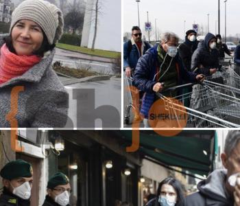 Koronavirusi te dera, emigrantët në Itali: Këtu jemi më të sigurt se në Shqipëri