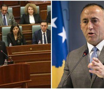 Kurti kthen rrogat e vitit 2017 për qeverinë, Haradinaj: Lojë populiste