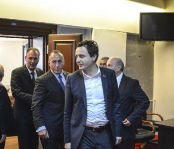 Kurti nën presion, kërkon takim më Ramush Haradinaj