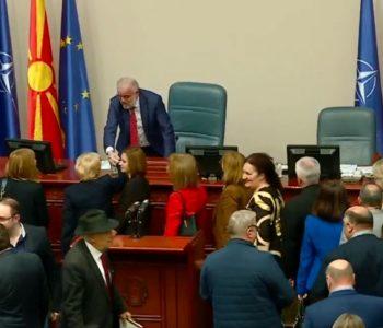 Shpërndahet Kuvendi, Maqedonia e Veriut në zgjedhje të parakohshme
