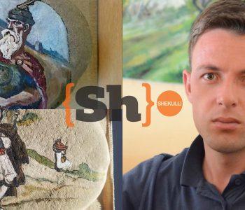 Gani Çekrezi, artisti që skalit Shqipërinë në gurët e lumenjve