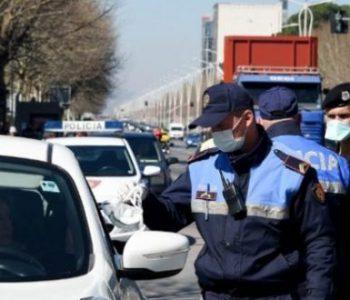 """""""Nga e hëna, nuk do të lejohet asnjë këmbësor"""", ndëshkime masive për qytetarët shqipëtarë"""