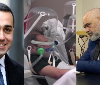 30 mjekë shqiptarë nisen sot drejt Bergamos, media italiane zbulon marrëveshjen Rama-Di Maio