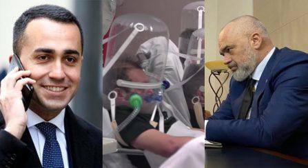 30 mjekë shqiptarë nisen sot drejt Bergamos, media italiane zbulon bisedën Rama-Di Maio