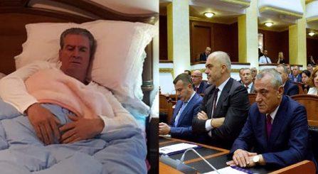 Deputeti i Kuvendit të Shqipërisë i infektuar me koronavirus, ka një mesazh për Edi Ramën (FOTO)