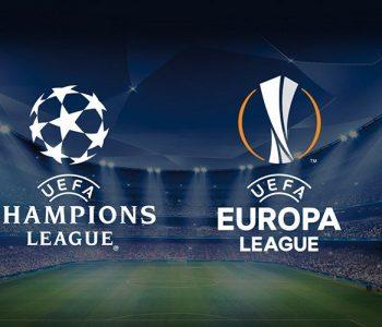 Champions League dhe Europa League pezullohen nga UEFA