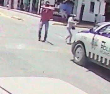 VIDEO/ Publikohen pamjet e sulmit ndaj policisë, si shpëtuan efektivët në atentatin e organizuar