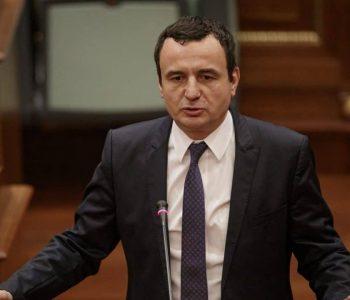Dekreti i Thaçit/ Kurti kundër vendimit të Kushtetueses: Si i padrejtë, ai është i papranueshëm