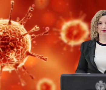 Zgjerohet harta e infeksionit, shkon në 1122 numri i të prekurve me koronavirus në Shqipëri