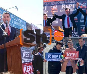 Nga sporti në politikë, njihuni me Marko Kepin shqiptarin e parë që garon në zgjedhjet e New York-ut