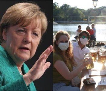 Dështojnë planet gjermane/ Merkel shtyn rregullat e distancës sociale deri më 29 qershor