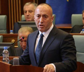 Haradinaj: Kurti e la Kosovën pa qeveri në momentin më delikat