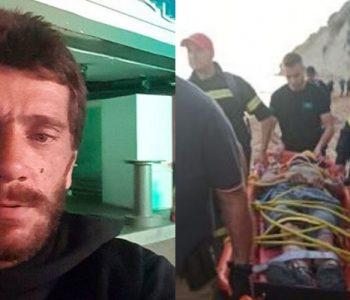 """Përdhunoi shqiptaren për 48 orë/ Në gjendje të rëndë """"Dragoi i Kavos, si përfundoi në greminë gjatë operacionit policor"""